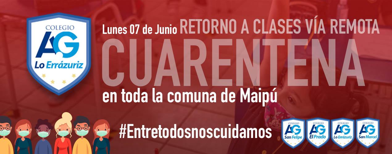 Maipú vuelve a cuarentena: Minsal anunció 24 retrocesos en plan Paso a Paso
